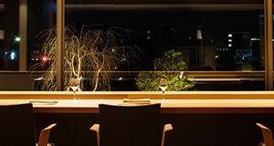 Wine & Sushi会席「Blue Seasons」