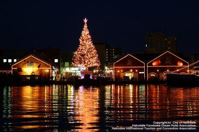 函館「クリスマスファンタジー」