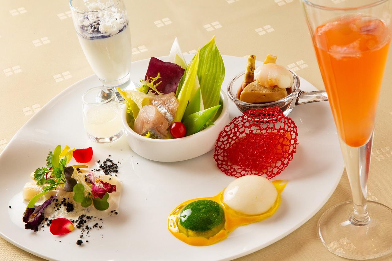 Restaurant<br>Western modern cooking Hakodate Ginza Ken