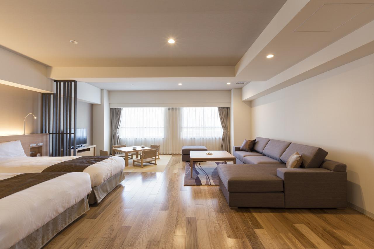Rooms<br>Heisei Modern
