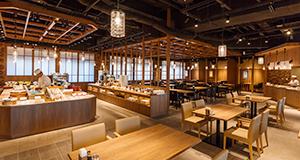 "Morning/Night buffet""Seikan Market"""