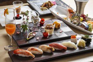 Wine&Sushi会席 Blue Seasons